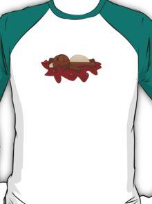 Bleeding Bear - Vector T-Shirt