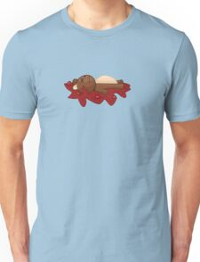 Bleeding Bear - Vector Unisex T-Shirt