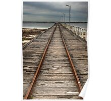 Jetty - Port MacDonnell Poster