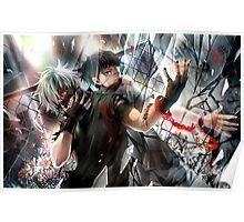 Tokyo Ghoul - Kaneki Ken : Unravel Poster