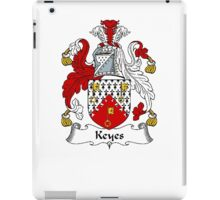 Coat of arms (family crest) for last-name or surname Key or Keyes . Heraldry banner for your name. iPad Case/Skin