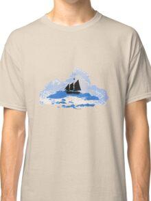 Floating Ship Classic T-Shirt