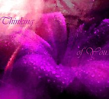 Thinking of You... Card. by Vitta