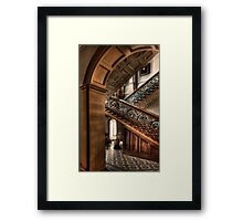 Werribee Mansion Framed Print