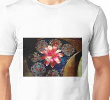 Cactus Flower By Design Unisex T-Shirt
