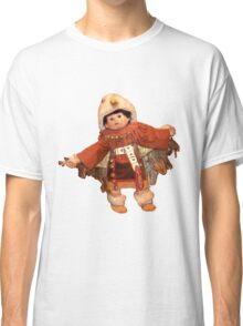 the little warrior Classic T-Shirt