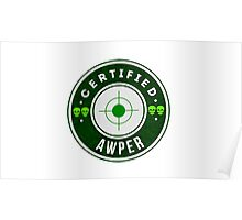 Counter-Strike: AWPER Poster