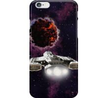 Outer Space Entity iPhone Case/Skin