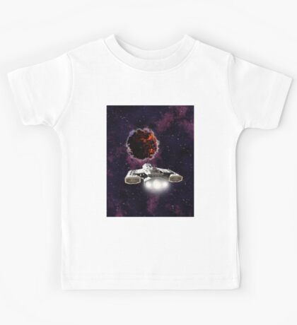 Outer Space Entity Kids Tee
