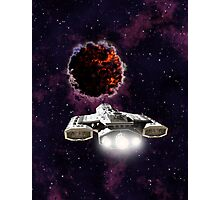 Outer Space Entity Photographic Print