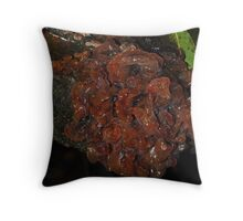 Tremella species? Throw Pillow
