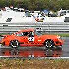 Bob racing at Philip Island by Ainslie Fraser