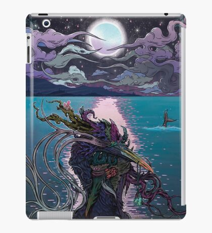 Midnight Meeting iPad Case/Skin