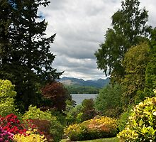 UK - Windermere viewed from Brockhole by macondo