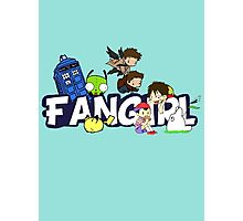Fangirl Design Photographic Print