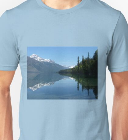 Lake McDonald - Glacier National Park Unisex T-Shirt