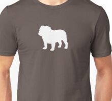 Bulldog Silhouette(s) T-Shirt