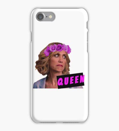 Kristen Wiig is my Queen iPhone Case/Skin