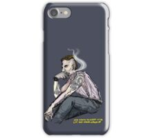 Deep Dish Nine Punk!Lore iPhone Case/Skin
