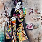 "Finally, the ""Winter Kimono"" is done by David M Scott"