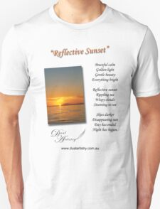 Reflective Sunset T-Shirt