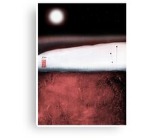 Brother Earth and Sister Moon Canvas Print