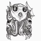 Cthulhu -Corporate Madness- by Adew