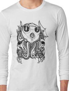 Cthulhu -Corporate Madness- Long Sleeve T-Shirt