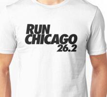 Run Chicago 26.2 Unisex T-Shirt