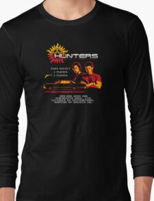 Hunters the Video Game Long Sleeve T-Shirt