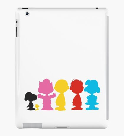 Peanuts iPad Case/Skin
