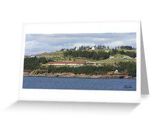 Iona, Nova Scotia Greeting Card