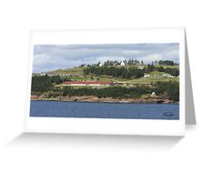 Iona, Nova Scotia Greeting Card