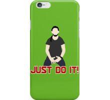 JUST DO IT -Shia Labeouf iPhone Case/Skin