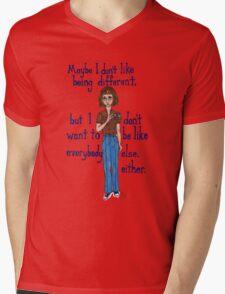 Meg Murry Mens V-Neck T-Shirt