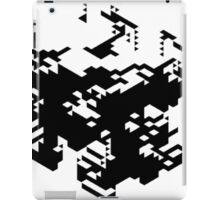 Isometric Decay iPad Case/Skin