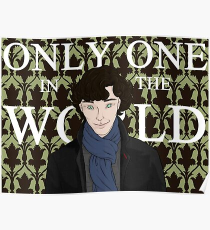Only One in the World Poster
