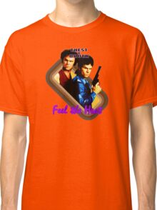 Brock and Chest- Feel the Heat Classic T-Shirt