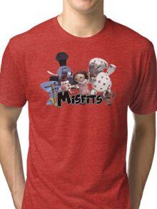 Misfit Toys Tri-blend T-Shirt