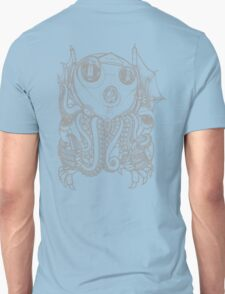 Cthulhu -Corporate Madness- in light grey T-Shirt