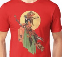 Autumn Witch Unisex T-Shirt