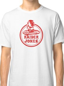 Raider Jones Classic T-Shirt