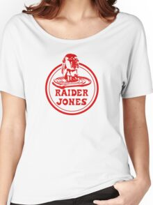 Raider Jones Women's Relaxed Fit T-Shirt
