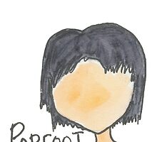 Padfoot by sammybaxterart