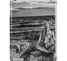 Spirit of Aloha - Maluhia iPad Case/Skin