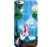 Jewel of the Pond iPhone Case/Skin