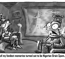 future brain by Matt Bissett-Johnson