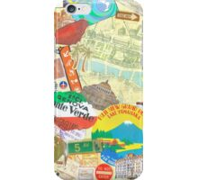 World Travel iPhone Case/Skin