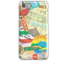 World Travel iPhone Case/Skin