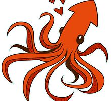 """""""Squid Johnson"""" by cthorn"""